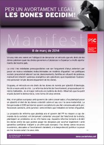 manifest dones